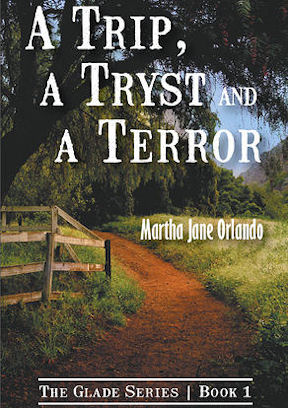 "Orlando's first book begins a series, ""The Glade Trilogy."" It has opened with glowing reviews. It deserves your attention."