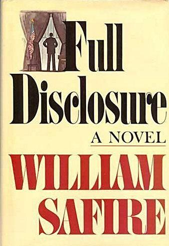 Full Disclsure - CVR