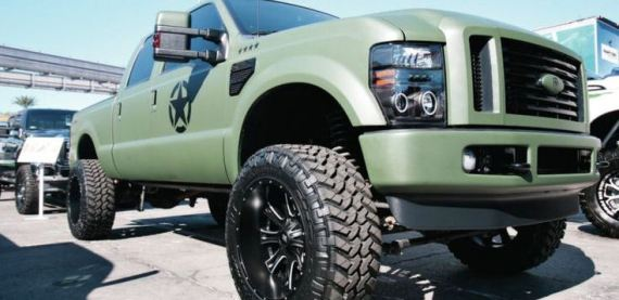 Testosterone Truck