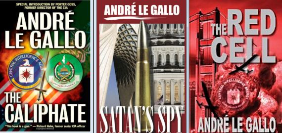 Le Gallo's books are available on Amazon.