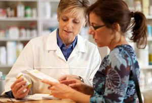Pharmacies are now being paid for talking to patients.