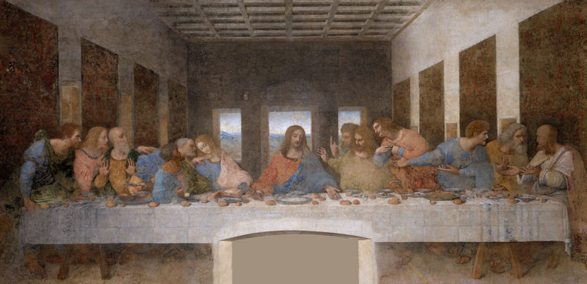 DaVinci Last Supper